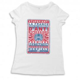 Tourisme T-shirt femme