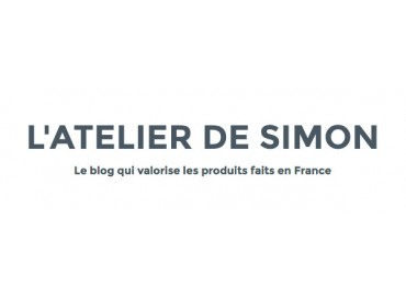 L'excellent blog de l'atelier de Simon