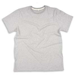T-shirt made in France homme gris chiné